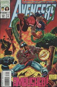 Cover Thumbnail for The Avengers (Marvel, 1963 series) #372 [Direct Edition]