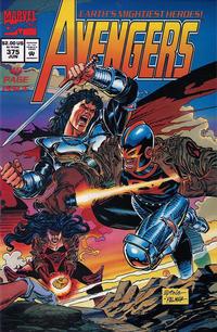 Cover Thumbnail for The Avengers (Marvel, 1963 series) #375 [Regular Direct Edition]