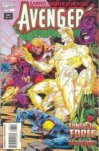Cover Thumbnail for The Avengers (Marvel, 1963 series) #383 [Direct Edition]