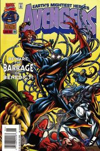 Cover for The Avengers (Marvel, 1963 series) #399 [Direct Edition]