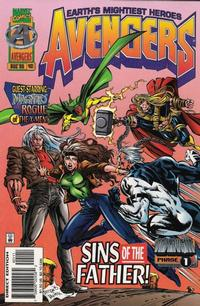 Cover Thumbnail for The Avengers (Marvel, 1963 series) #401 [Direct Edition]