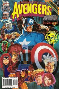 Cover Thumbnail for The Avengers (Marvel, 1963 series) #402 [Direct Edition]