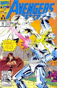 Cover Thumbnail for Avengers West Coast (Marvel, 1989 series) #90 [Direct]