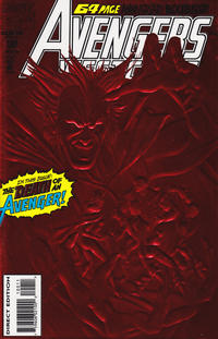 Cover Thumbnail for Avengers West Coast (Marvel, 1989 series) #100 [Direct Edition]