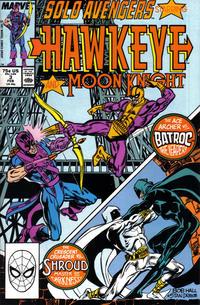 Cover Thumbnail for Solo Avengers (Marvel, 1987 series) #3