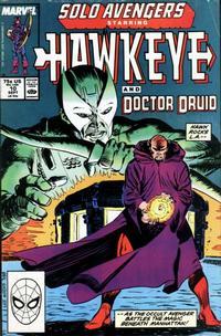 Cover Thumbnail for Solo Avengers (Marvel, 1987 series) #10