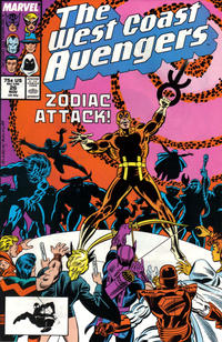 Cover Thumbnail for West Coast Avengers (Marvel, 1985 series) #26
