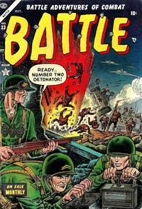 Cover Thumbnail for Battle (Marvel, 1951 series) #33
