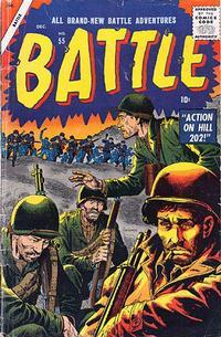 Cover Thumbnail for Battle (Marvel, 1951 series) #55