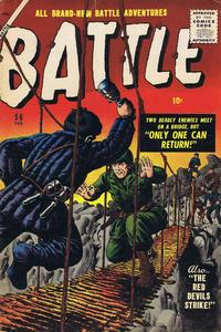 Cover Thumbnail for Battle (Marvel, 1951 series) #56