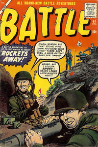 Cover Thumbnail for Battle (Marvel, 1951 series) #61