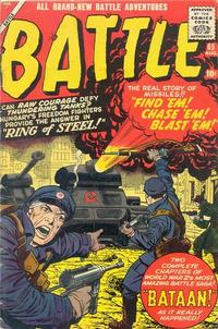 Cover Thumbnail for Battle (Marvel, 1951 series) #65