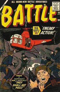 Cover Thumbnail for Battle (Marvel, 1951 series) #66