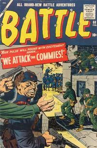 Cover Thumbnail for Battle (Marvel, 1951 series) #68