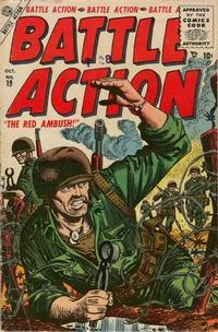 Cover Thumbnail for Battle Action (Marvel, 1952 series) #19