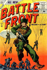 Cover Thumbnail for Battlefront (Marvel, 1952 series) #43