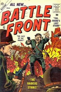 Cover Thumbnail for Battlefront (Marvel, 1952 series) #45