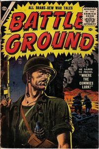 Cover Thumbnail for Battleground (Marvel, 1954 series) #13