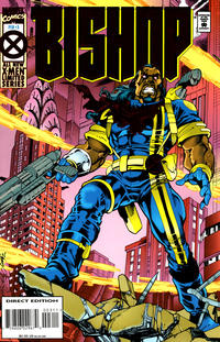 Cover Thumbnail for Bishop (Marvel, 1994 series) #3 [Direct Edition]