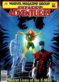 Cover for Bizarre Adventures (Marvel, 1981 series) #27
