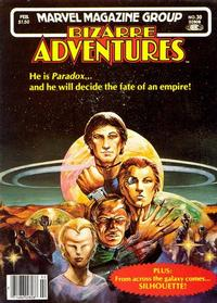 Cover Thumbnail for Bizarre Adventures (Marvel, 1981 series) #30