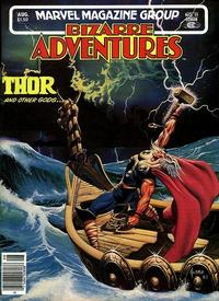 Cover Thumbnail for Bizarre Adventures (Marvel, 1981 series) #32