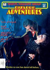 Cover Thumbnail for Bizarre Adventures (Marvel, 1981 series) #33