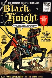 Cover Thumbnail for Black Knight (Marvel, 1955 series) #1