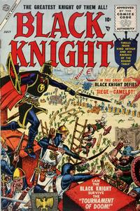 Cover Thumbnail for Black Knight (Marvel, 1955 series) #2