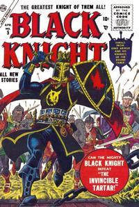 Cover Thumbnail for Black Knight (Marvel, 1955 series) #5