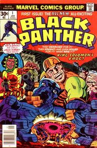 Cover Thumbnail for Black Panther (Marvel, 1977 series) #1 [Regular Edition]
