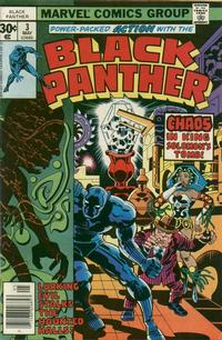 Cover Thumbnail for Black Panther (Marvel, 1977 series) #3