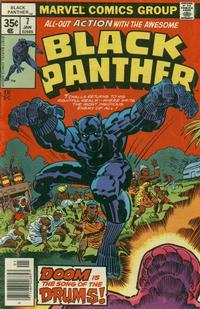 Cover Thumbnail for Black Panther (Marvel, 1977 series) #7 [Regular Edition]
