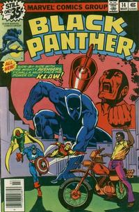 Cover Thumbnail for Black Panther (Marvel, 1977 series) #14 [Regular Edition]