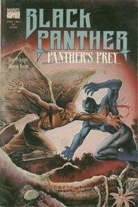 Cover Thumbnail for Black Panther: Panther's Prey (Marvel, 1991 series) #2