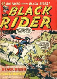 Cover Thumbnail for Black Rider (Marvel, 1950 series) #11