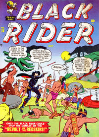 Cover Thumbnail for Black Rider (Marvel, 1950 series) #15