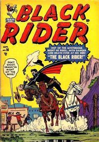 Cover Thumbnail for Black Rider (Marvel, 1950 series) #16
