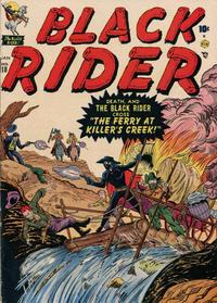 Cover Thumbnail for Black Rider (Marvel, 1950 series) #18
