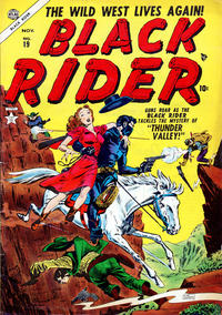Cover Thumbnail for Black Rider (Marvel, 1950 series) #19