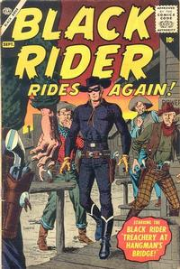 Cover Thumbnail for Black Rider (Marvel, 1957 series) #1