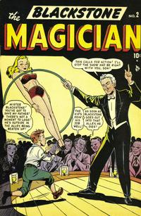 Cover Thumbnail for Blackstone the Magician (Marvel, 1948 series) #2