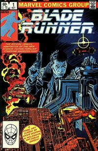 Cover Thumbnail for Blade Runner (Marvel, 1982 series) #1 [Direct]