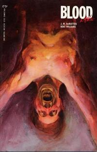 Cover Thumbnail for Blood: A Tale (Marvel, 1987 series) #1
