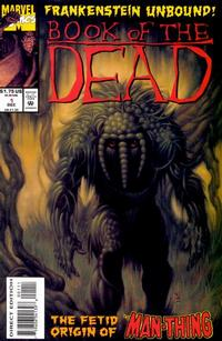 Cover Thumbnail for Book of the Dead (Marvel, 1993 series) #1