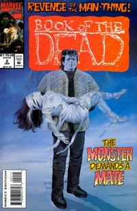 Cover Thumbnail for Book of the Dead (Marvel, 1993 series) #2