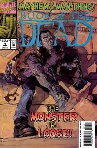 Cover Thumbnail for Book of the Dead (Marvel, 1993 series) #4