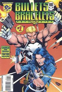 Cover Thumbnail for Bullets and Bracelets (Marvel, 1996 series) #1 [Direct Edition]