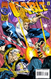 Cover Thumbnail for Cable (Marvel, 1993 series) #22 [Deluxe Direct Edition]