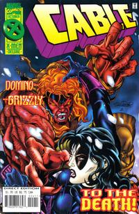 Cover Thumbnail for Cable (Marvel, 1993 series) #24 [Direct Edition]